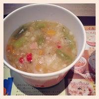 Photo taken at Wendy's First Kitchen by Yukkie on 11/1/2012