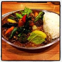 Foto tomada en カレーの店 プーさん por Yukkie el 11/23/2012