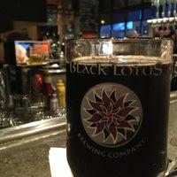 Photo taken at Black Lotus Brewing Co. by Ed R. on 4/13/2013