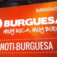 Photo taken at Burguesa by Marco R. on 12/7/2013