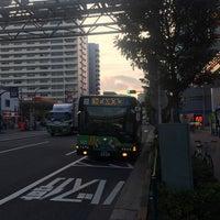11/23/2014にひがぎんが都営バス 木場二丁目で撮った写真