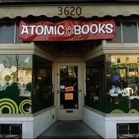 Photo taken at Atomic Books by BROADS on 4/30/2013