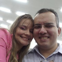 Photo taken at Igreja Nova Dimensão by Vinicius O. on 4/29/2013