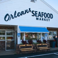 Photo taken at Cape Tip Seafood & Lobster Market by Mike P. on 3/29/2016