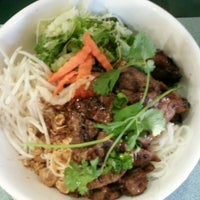 Photo taken at Pho Saigon Pasteur Vietnamese Noodle House by Randolph T. on 9/19/2012