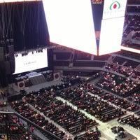 Foto tirada no(a) Arena Ciudad de México por Jessica D. em 6/22/2013