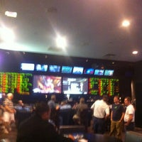 Photo taken at Race & Sports Book by Mauricio P. on 11/3/2012