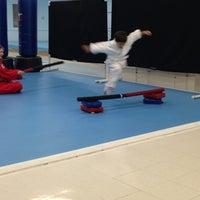 Photo taken at Karate International by Çağla Ö. on 9/7/2013