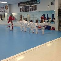 Photo taken at Karate International by Çağla Ö. on 9/5/2013