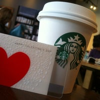 Photo taken at Starbucks by WiLL on 2/3/2013