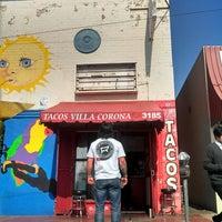 Photo taken at Tacos Villa Corona by Mark B. on 6/18/2013