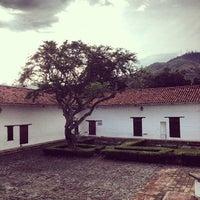 Photo taken at Museo Arqueológico La Merced by Camilo S. on 5/2/2013