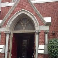 Photo taken at Metropolitan AME Church by Clayton A. on 4/29/2013