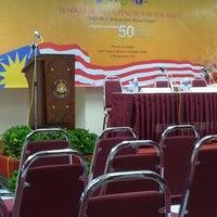 Photo taken at Arkib Negara Malaysia Cawangan Sabah by Stephanie A. on 9/18/2013