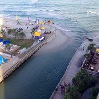 Photo taken at Westgate Myrtle Beach Oceanfront Resort by Kaitlynn H. on 6/19/2014