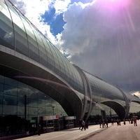 Снимок сделан в Международный аэропорт Домодедово (DME) пользователем Артем С. 7/25/2013