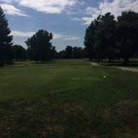 Photo taken at Ancil Hoffman Golf Course by Robby F. on 7/10/2015
