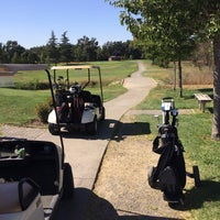 Photo taken at Antelope Greens Golf Course by Robby F. on 9/7/2015