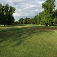 Photo taken at Ancil Hoffman Golf Course by Robby F. on 7/19/2015
