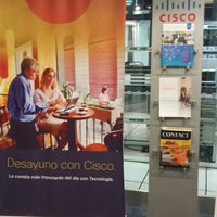 Photo taken at Cisco Systems Perú by Oscar T. on 5/5/2015