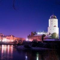 Снимок сделан в Выборгский замок пользователем Andy  C. 5/2/2013