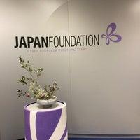 Снимок сделан в Japan Foundation пользователем Eugenia K. 1/24/2014