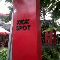 Photo taken at Kick Spot by Yudhi M. on 5/29/2013