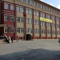 Photo taken at Sultangazi Mimar Sinan İmam Hatip Lisesi by Ayhan T. on 6/15/2013
