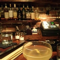 Photo taken at Bathtub Gin & Co. by Colleen B. on 12/23/2012