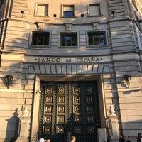 Photo taken at Banco de España by Joseph on 5/20/2017