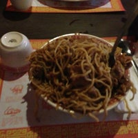 Photo taken at Yuan Palace Mongolian BBQ by Greg N. on 1/10/2013