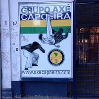 Photo taken at Axé Capoeira by David B. on 10/16/2013