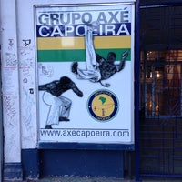 Photo taken at Axé Capoeira by David B. on 9/27/2013
