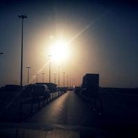 Photo taken at Dammam-Riyadh highway by NADA on 10/20/2013