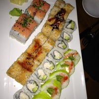 Photo taken at Baby Blue Sushi Sake Grill by Jasmine✌ on 9/23/2012