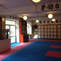 Das Foto wurde bei Shindokan Goju Kai Karate-Do von Morten S. am 5/25/2013 aufgenommen
