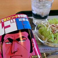 Photo taken at モスバーガー 甲府高畑店 by hisashi o. on 12/8/2013