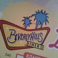 Photo taken at Beverly Hills Diner by Vlada I. on 11/2/2013