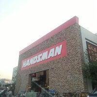 Photo taken at Handsman by meronpan3419 on 5/12/2013
