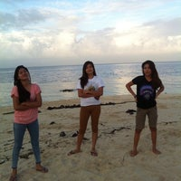 Photo taken at Saavedra Beach Resort by Marie Trixie Q. on 12/2/2013