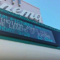 Photo taken at Cinema Theater by Katherine C. on 9/29/2014