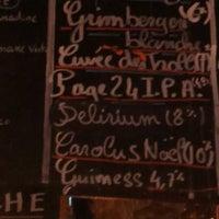 Photo taken at La Taverne des Korrigans by Sebastien G. on 2/1/2014