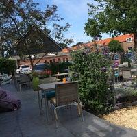 Photo taken at Hotel Kijkduin Domburg by Елена Г. on 7/17/2015