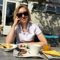 Photo taken at Hotel Kijkduin Domburg by Елена Г. on 7/18/2015