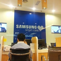 Photo taken at Samsung Service Centre by Mohd Faisal on 1/21/2013