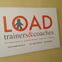 Photo taken at Load Trainers & Coaches by Dario P. on 1/2/2014