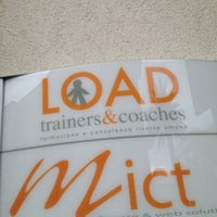 Photo taken at Load Trainers & Coaches by Dario P. on 4/13/2014