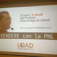 Photo taken at Load Trainers & Coaches by Dario P. on 2/13/2014