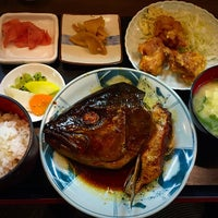 Photo taken at 和食料理 花邨 by Matio M. on 7/13/2015