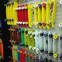 Photo taken at Garage Skateshop by Colin B. on 1/11/2013